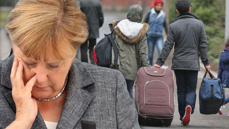 Рекорден ръст на германското население заради мигрантите