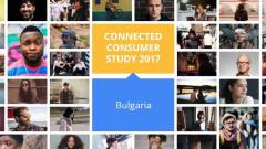 41% от българите ползват смартфон наравно с компютри за сърфиране