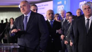 Такива промени не стават без участието на партията майка, репликира Борисов