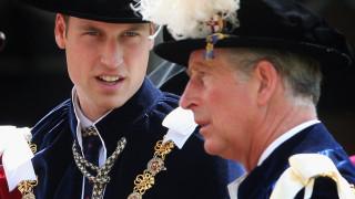 Принц Уилям празнува (СНИМКИ)