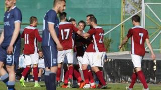 Септември надви Созопол с гол в 90-ата минута