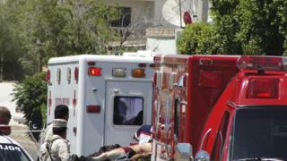 Шестима изгоряха в мексикански хотел