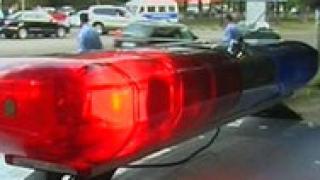 Бандит рани двама полицаи при ареста му
