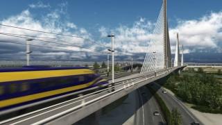 Свръхзвуков влак от ново поколение ще се движи с 4000 км/ч