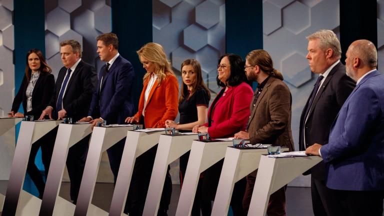 Исландия гласува на предсрочни избори