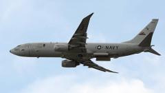 Руски изтребител Су-27 вдигнат по спешност заради  US разузнавателен самолет