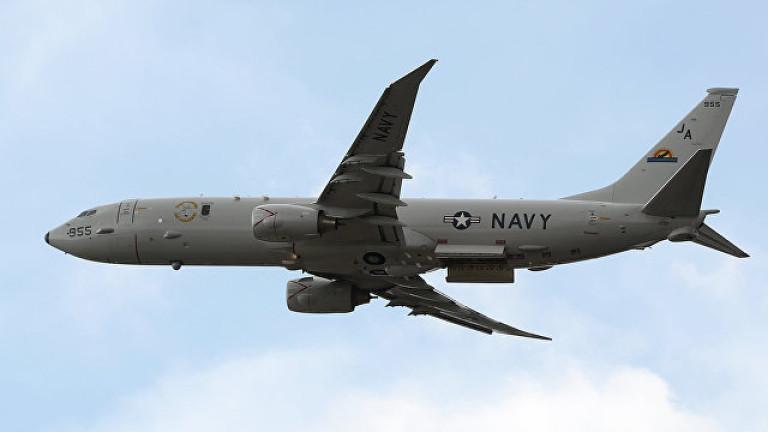 Седем американски военни самолета са провели разузнавателни мисии в Източното