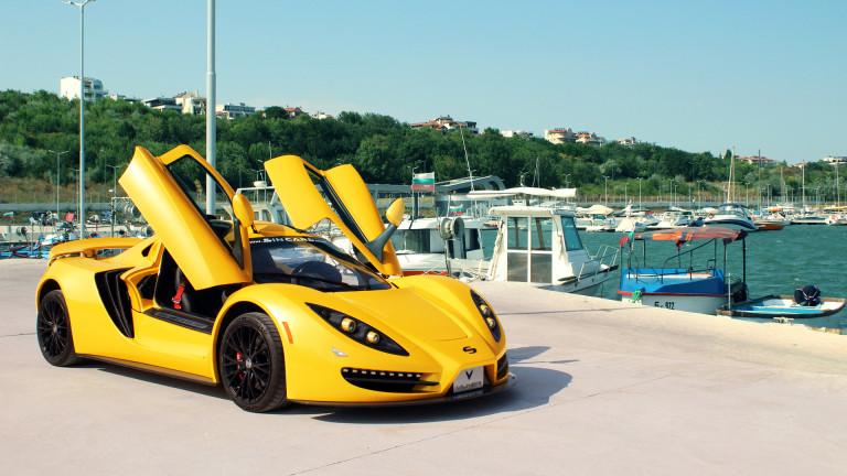Производителят на първата българска суперкола - Sin Cars International, планира