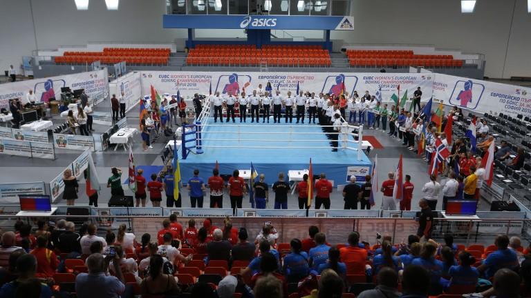 България си осигури три медала от Европейското по бокс в София