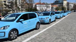 Spark планира да увеличи четирикратно флотилията си от автомобили догодина