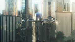 Градският транспорт на бъдещето е във въздуха