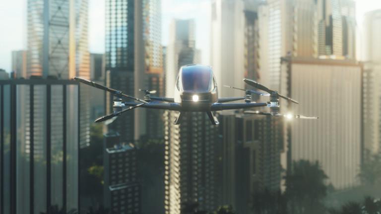 Хуманоидни роботи ще се разхождат по улиците, а в Космоса