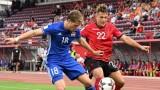 Албания победи Лихтенщайн с 2:0
