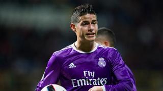 Хамес настоява: Щастлив съм в Реал