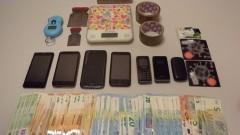 В Солун разбиха банда за трафик на дрога