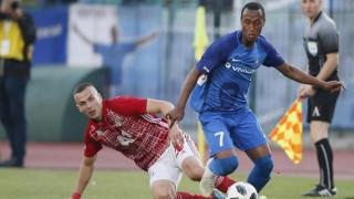 Паулиньо на линия за Левски срещу Ботев (Пловдив), Иван Горанов виси
