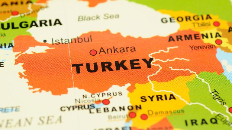 58 градуса по Целзий достигна температурата в Югоизточна Турция, съобщава