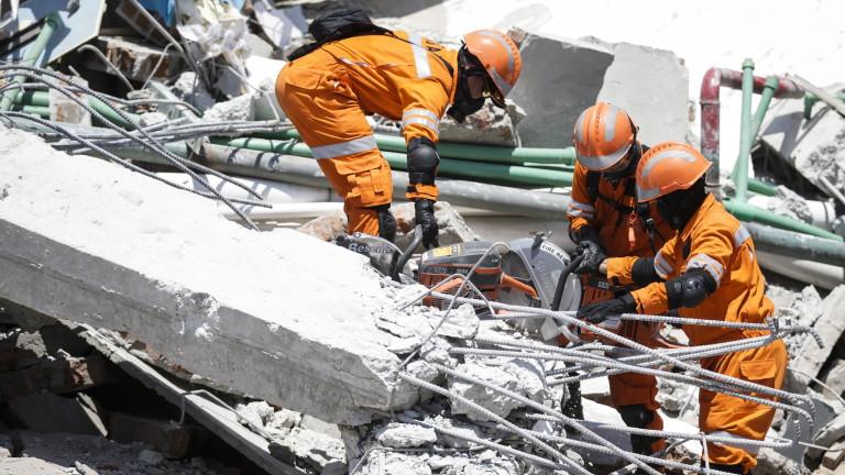 Ново земетресение разтърси Индонезия