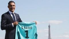 Официално: Кейлор Навас напусна Реал (Мадрид)