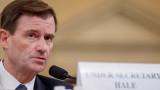 Хейл: В Америка сме оптимисти за бъдещето на България и за нашите отношения