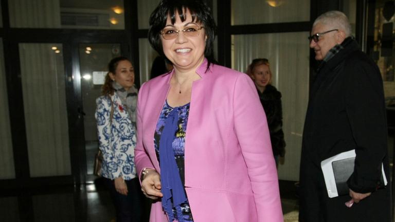 Нинова отсече, че няма да има друг освен лидерски дебат с Борисов