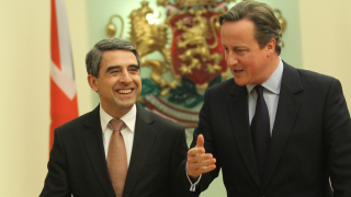 Всички ще загубят, ако Великобритания напусне ЕС, убеден Плевнелиев