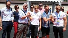 Генералните директори за спорта в ЕС се запознаха  със спортната слава на България