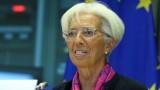 Лагард: Еврозоната да засили вътрешното търсене чрез по-големи публични инвестиции