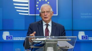 Санкции срещу Китай не са вариантът за разрешаване на кризата с Хонконг, вярва Брюксел