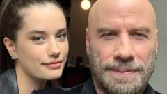 Какво се случва с дъщерята на Джон Траволта