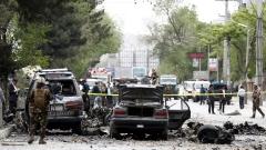 Кола бомба удари конвой на НАТО в Афганистан