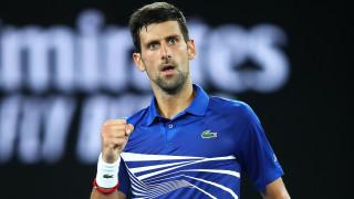 Джокович си уреди среща с Кей Нишикори на 1/4-финалите след трудна победа над Медведев