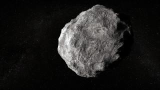 За пръв път космически апарат на НАСА взе проба от астероид