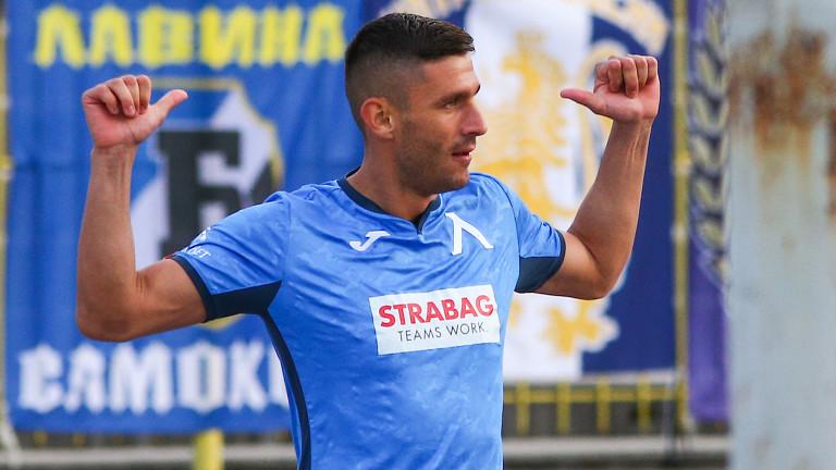Два клуба от efbet Лига искат напуснал Левски