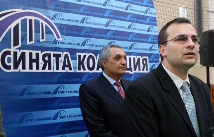 СДС се отказа от Синята коалиция. Димитров подаде оставка
