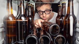 В коя страна населението се напива най-често