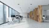 Наполовина по-малко отдадени офис площи в София