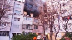 Двама души са ранени при взрив на газова бутилка в Силистра
