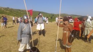 """Англичани, руснаци и македонци """"атакуват"""" крепостта Маркели"""