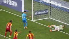 Две поред за Зенит в Русия, само един от българите игра за Арсенал