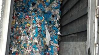 Над 37 тона отпадъци от България спряха на Дунав мост