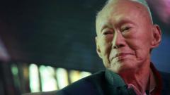 Почина основателят на Сингапур