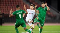 Лудогорец продължи мъката за българските отбори в Швейцария