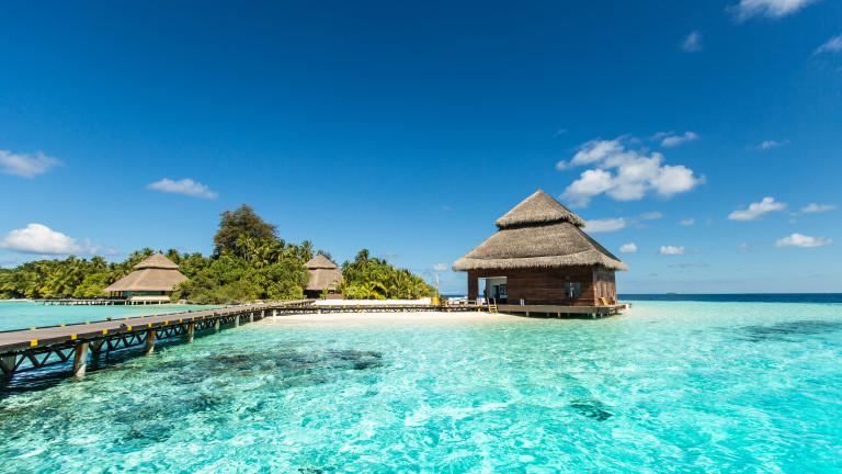 """Колко струва да работиш """"от вкъщи"""" на Малдивите?"""
