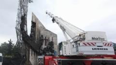 Демонтират паметника пред НДК