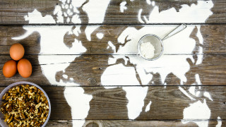 Къде по света храната е най-скъпа