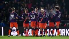 Манчестър Сити е на финал за Купата на Лигата след нов успех над Бъртън