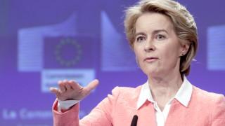 Урсула фон дер Лайен предпочете Адина Валян като румънски кандидат за еврокомисар
