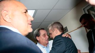 Как да приема ДСБ за опозиция, в неделя с Радан бяхме приятели, чуди се Борисов