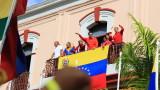 """Макрон подкрепи опозицията във Венецуела пред """"нелегитимния"""" Мадуро"""